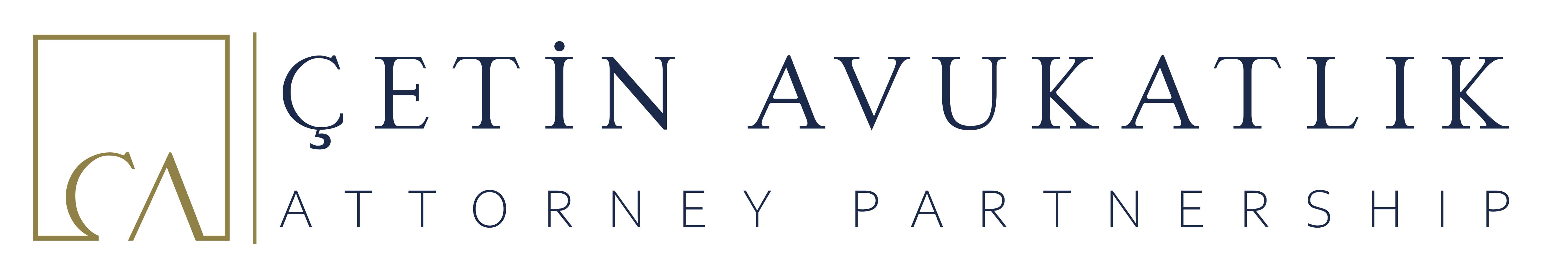 Çetin Avukatlık ve Hukuk Bürosu | İzmir Avukat Alper Çetin Logo
